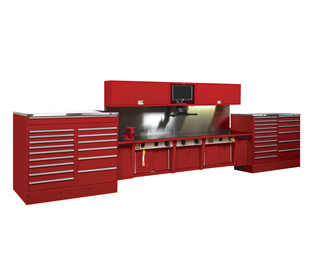 Shure Workbench Systems and Storage Solutions