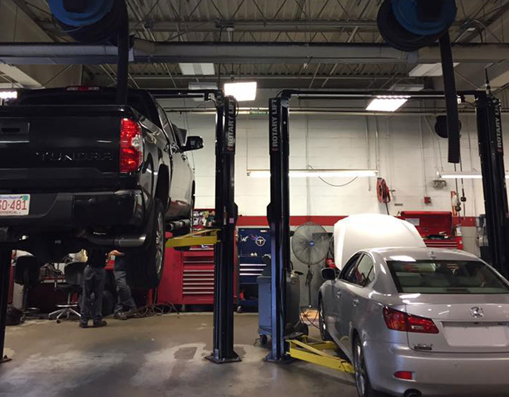Auto Lifts Installation Services in MA, CT and RI   Gary Rice